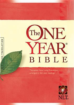 One Year Bible-Nlt 9781414302058