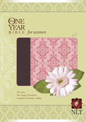One Year Bible for Women-NLT 9781414314143