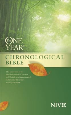 One Year Chronological Bible-NIV 9781414314099
