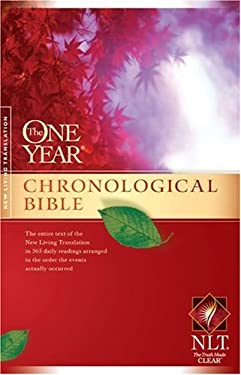One Year Chronological Bible-NLT 9781414314082