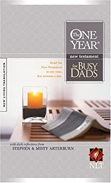 One Year New Testament for Busy Dads-NLT 9781414306209