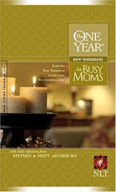 One Year New Testament for Busy Moms-NLT 9781414306216