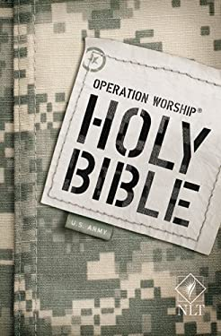 Operation Worship Compact NLT Army 9781414323824