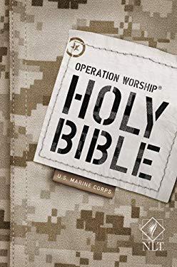 Operation Worship Bible-NLT-U.S. Marine Corps 9781414333878
