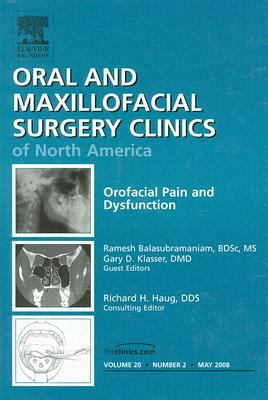 Orofacial Pain and Dysfunction 9781416059301