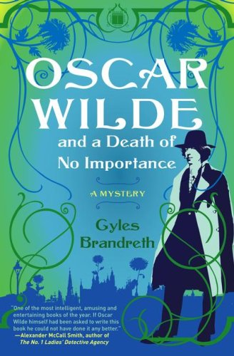 Oscar Wilde and a Death of No Importance 9781416534839