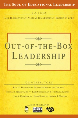 Out-Of-The-Box Leadership 9781412938464