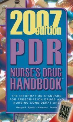 PDR Nurse's Drug Handbook 9781418050665