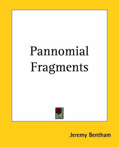 Pannomial Fragments 9781419140075
