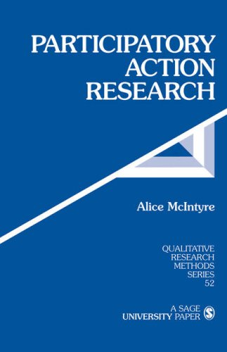 Participatory Action Research 9781412953665