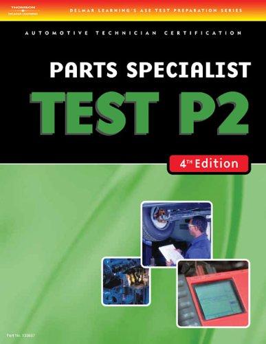Parts Specialist: Test P2 9781418038878