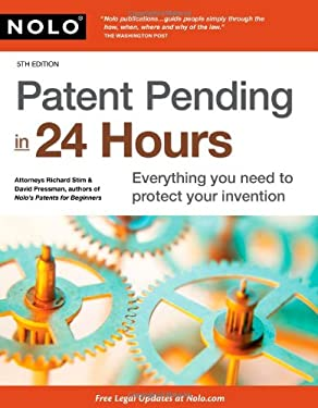 Patent Pending in 24 Hours 9781413310726
