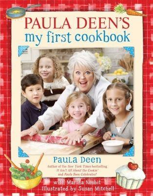 Paula Deen's My First Cookbook 9781416950332