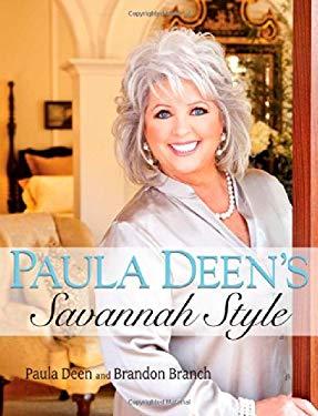 Paula Deen's Savannah Style 9781416552246