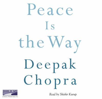 Peace Is the Way: B (Lib)(CD) 9781415920411