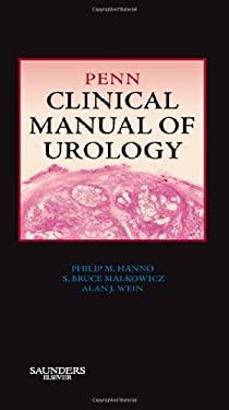 Penn Clinical Manual of Urology 9781416038481
