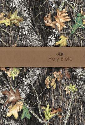 Personal Size Giant Print Bible-NKJV-Mossy Oak 9781418534332
