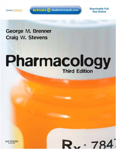 Pharmacology [With Access Code] 9781416066279