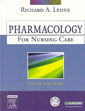 Pharmacology for Nursing Care 9781416025528