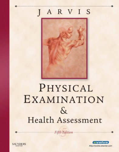 Physical Examination and Health Assessment [With CDROM] 9781416032434