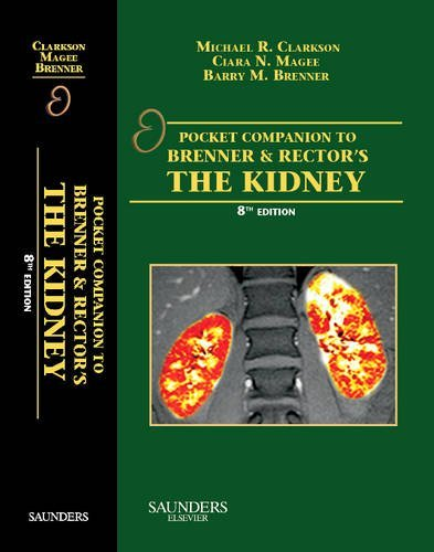 Pocket Companion to Brenner & Rector's the Kidney 9781416066408
