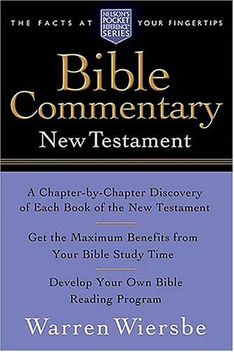 Pocket New Testament Bible Commentary: Nelson's Pocket Reference Series 9781418500191