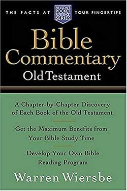 Pocket Old Testament Bible Commentary: Nelson's Pocket Reference Series 9781418500207