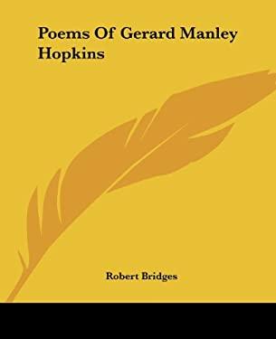 Poems of Gerard Manley Hopkins 9781419142208