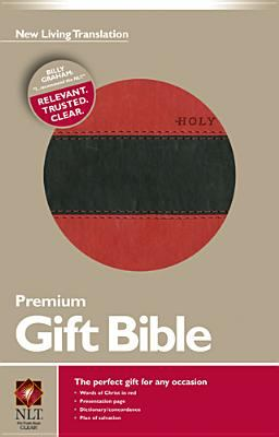 Premium Gift Bible-NLT 9781414316925