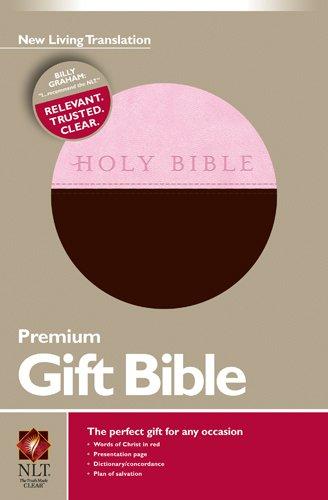 Premium Gift Bible-NLT 9781414333779