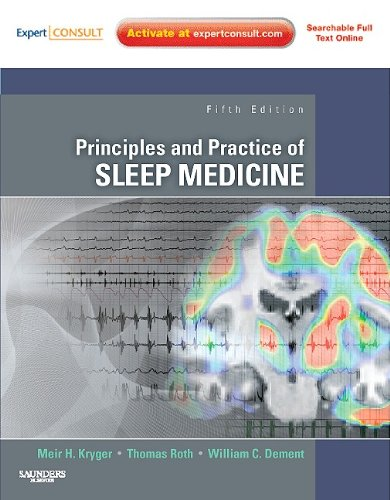 Principles and Practice of Sleep Medicine 9781416066453