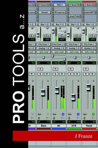 Pro Tools A...Z 9781411631458