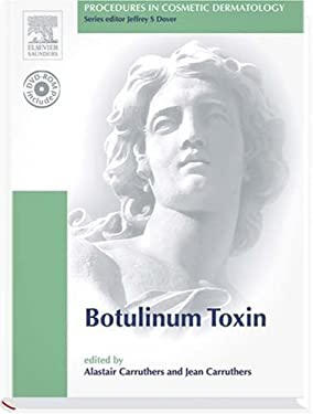Procedures in Cosmetic Dermatology Series: Botulinum Toxin: Text with DVD 9781416024705