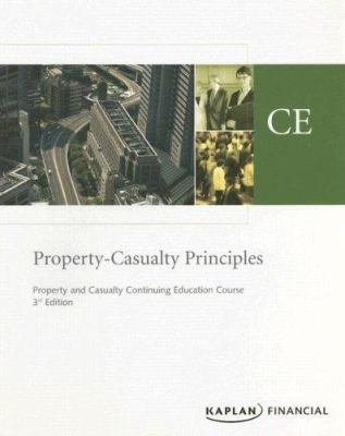 Property-Casualty Principles 9781419580871