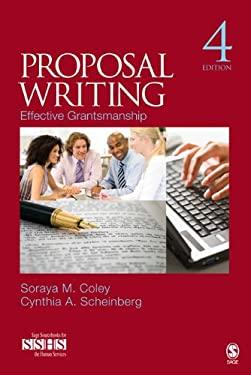 Proposal Writing: Effective Grantsmanship 9781412988995