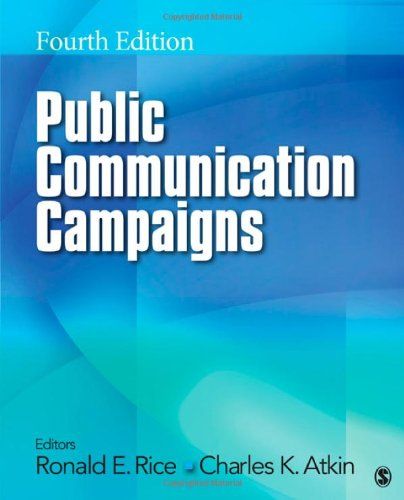 Public Communication Campaigns 9781412987707