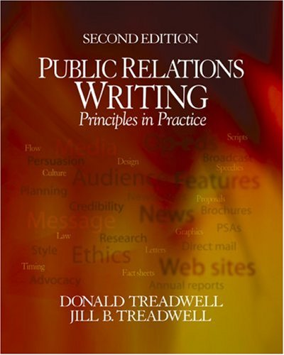 Public Relations Writing: Principles in Practice 9781412905510