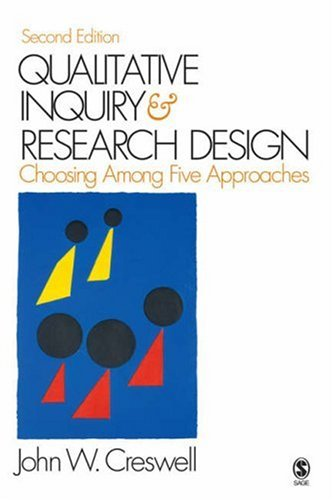 Qualitative Inquiry & Research Design: Choosing Among Five Approaches 9781412916066