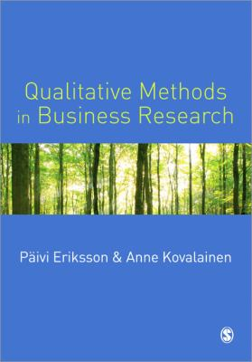 Qualitative Methods in Business Research 9781412903172
