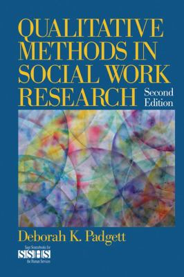 Qualitative Methods in Social Work Research 9781412951937