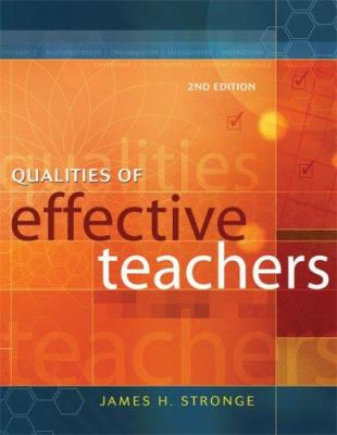 Qualities of Effective Teachers 9781416604617