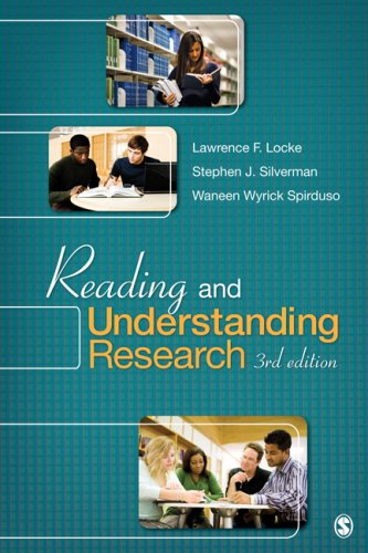 Reading and Understanding Research 9781412975742