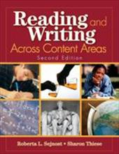 Reading and Writing Across Content Areas 6188723