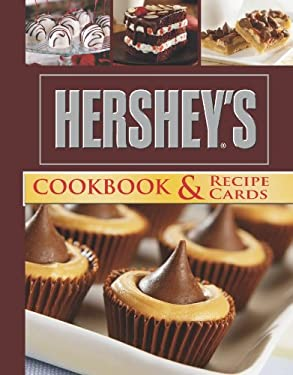 Hershey's Cookbook & Recipe Cards 9781412743358