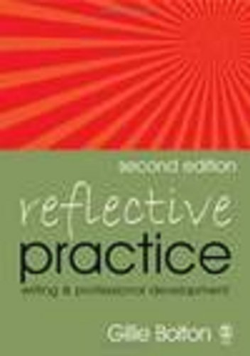 Reflective Practice: Writing and Professional Development 9781412908115