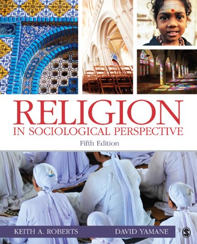 Religion in Sociological Perspective 9781412982986