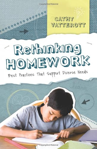 Rethinking Homework: Best Practices That Support Diverse Needs 9781416608257