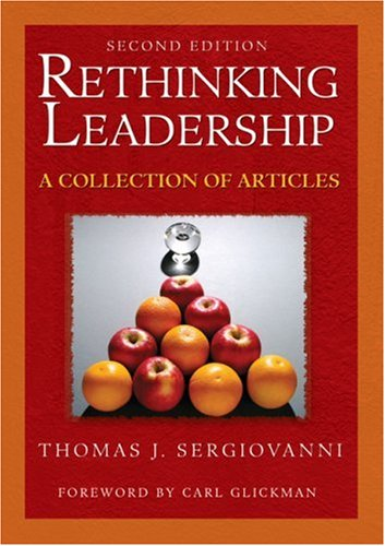 Rethinking Leadership: A Collection of Articles 9781412936996