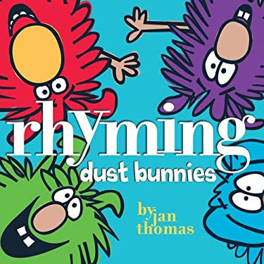 Rhyming Dust Bunnies 9781416979760