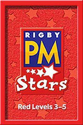 Rigby PM Stars: Teacher's Guide (Levels 3-5) 2007
